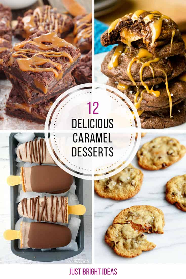 Can't get enough of these caramel dessert recipes! Thanks for sharing!