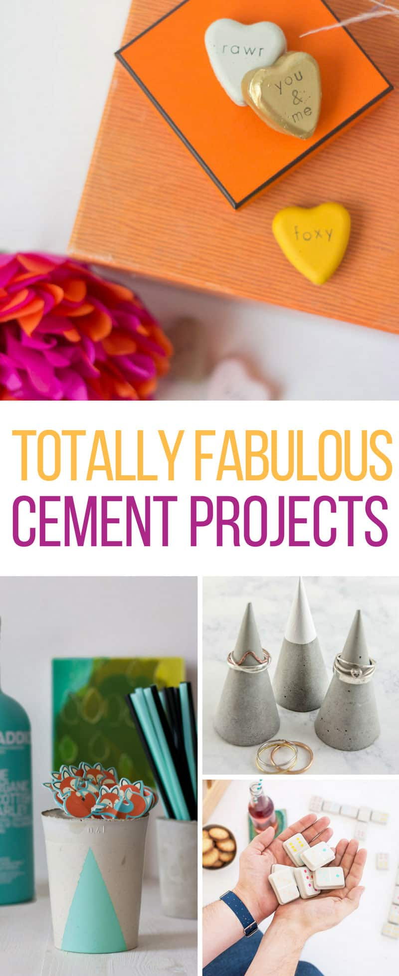 Loving these DIY concrete projects - Thanks for sharing!