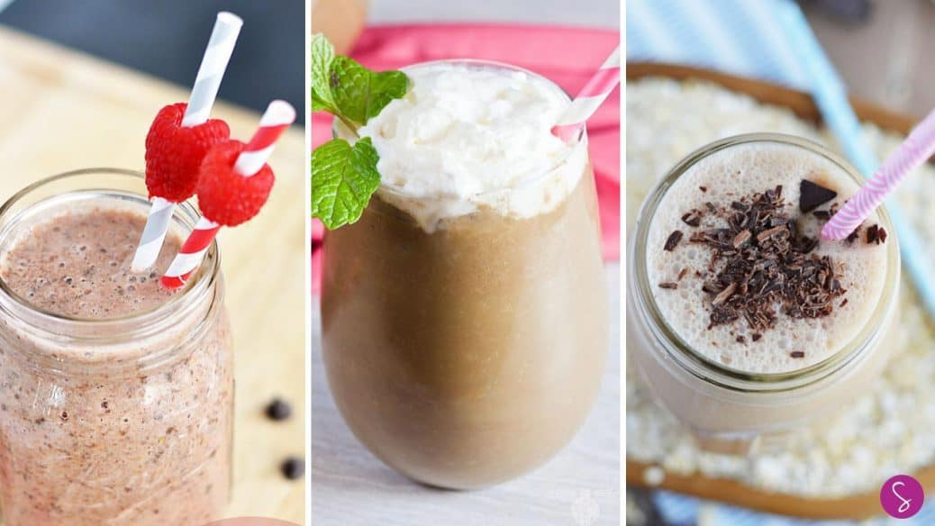 Chocolate Smoothie Recipes for Kids