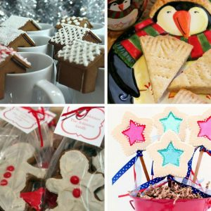 Oh my goodness how fabulous are these Holiday cookie recipes! The kids will love them!