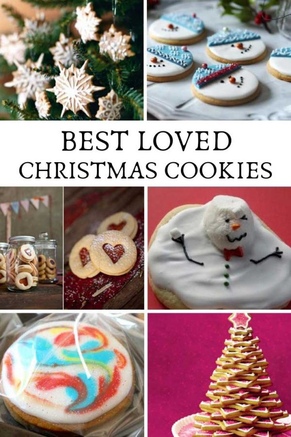 These Christmas Holiday cookies are super easy to make and look fabulous enough for you to give as gifts!