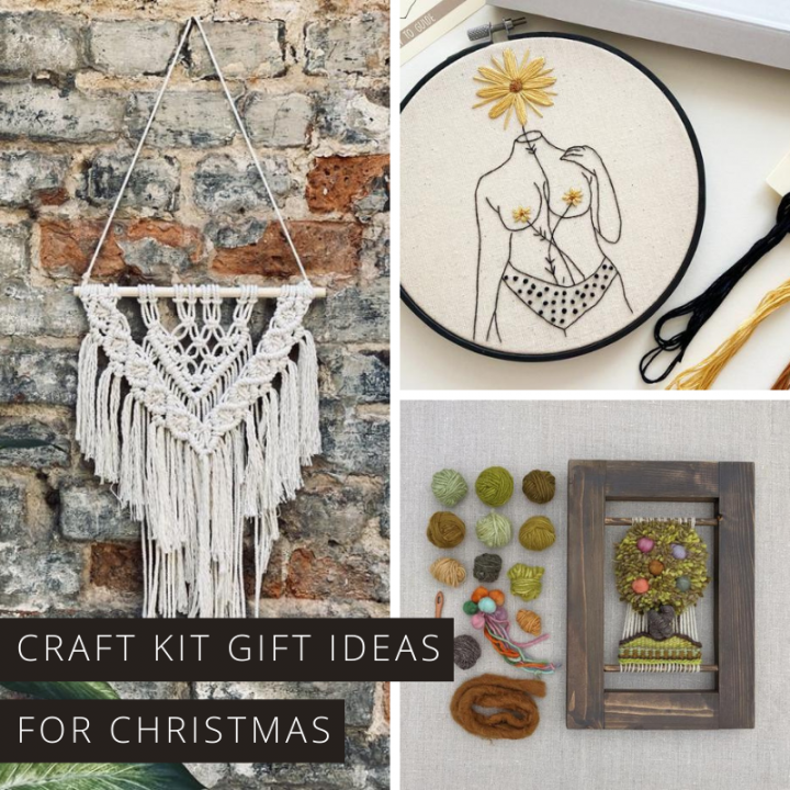 11 Craft Kit Gift Ideas That Are Perfect for Christmas
