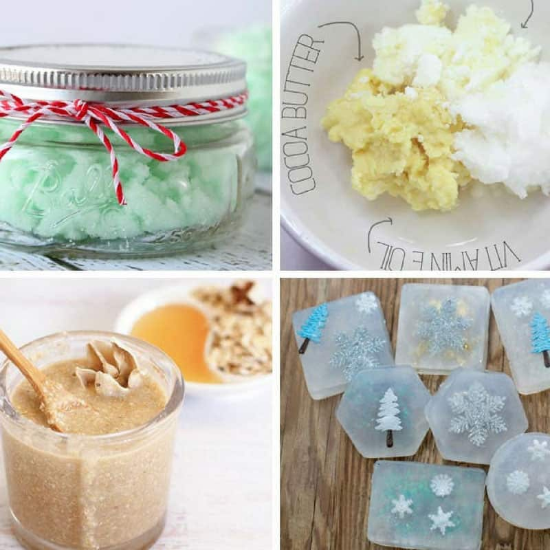 These gifts in a jar ideas for Christmas are totally fabulous - and frugal too!