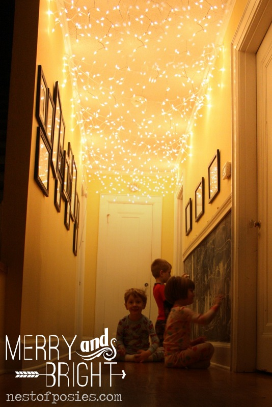 Bring the Festive Cheer to Your Hallway