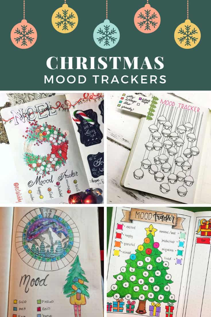 Christmas Mood Tracker Ideas