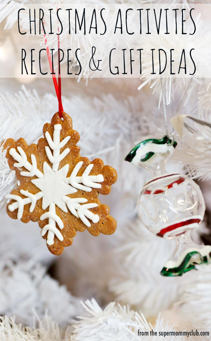 Don't miss these fabulous Christmas activities, recipes and gift ideas