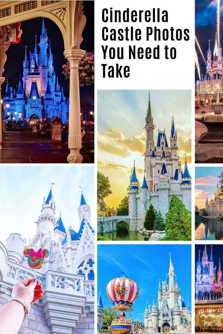 Loving these tips on how to take amazing photos of Cinderella Castle!