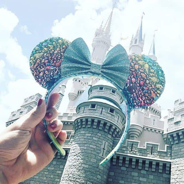 Cinderella Castle through your ears