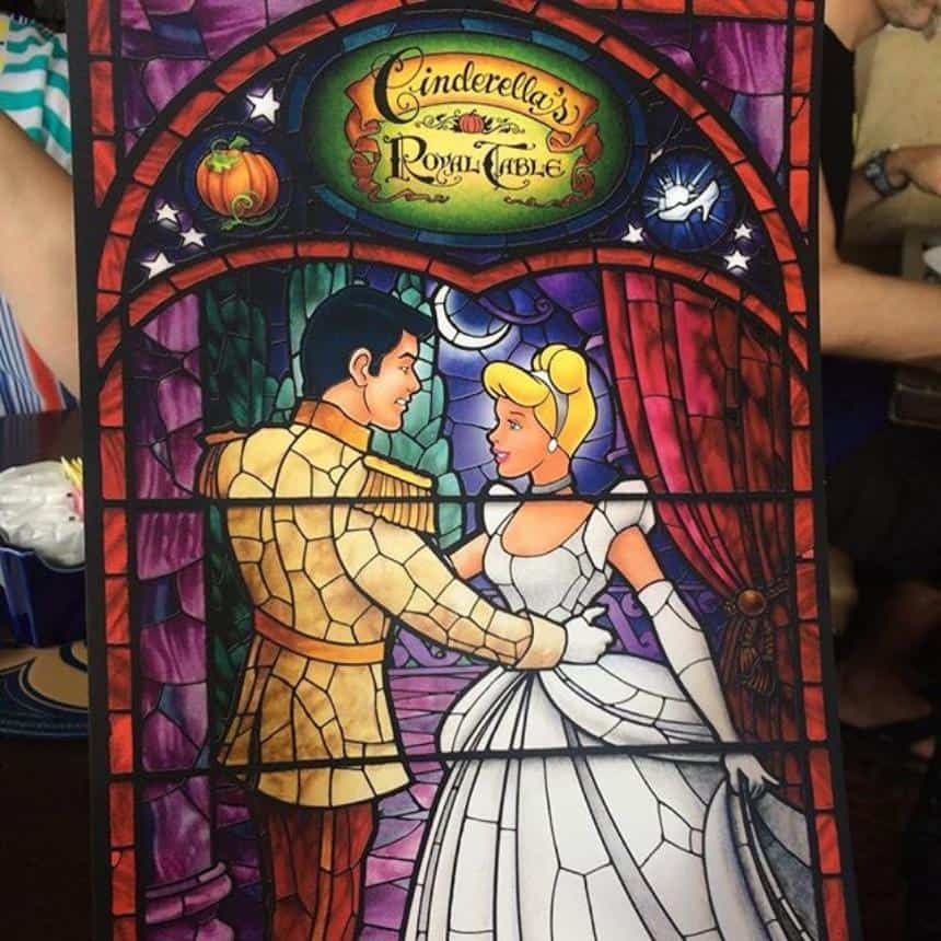 Cinderellas Royal Table is the perfect use of Disney Dining Plan credits