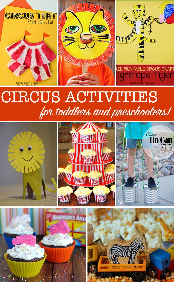 carnival crafts for preschool brilliant circus crafts your toddlers will 860