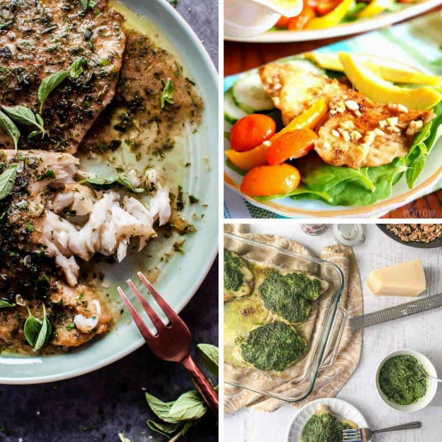 Clean Eating Tilapia Recipes