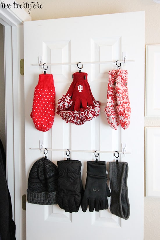 More winter storage hacks