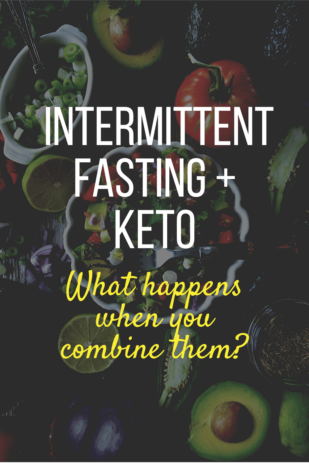 Have you ever wondered whether it's possible to combine intermittent fasting and keto for healthy weight loss? We've got the answers - as well as the low down on the women who should avoid it