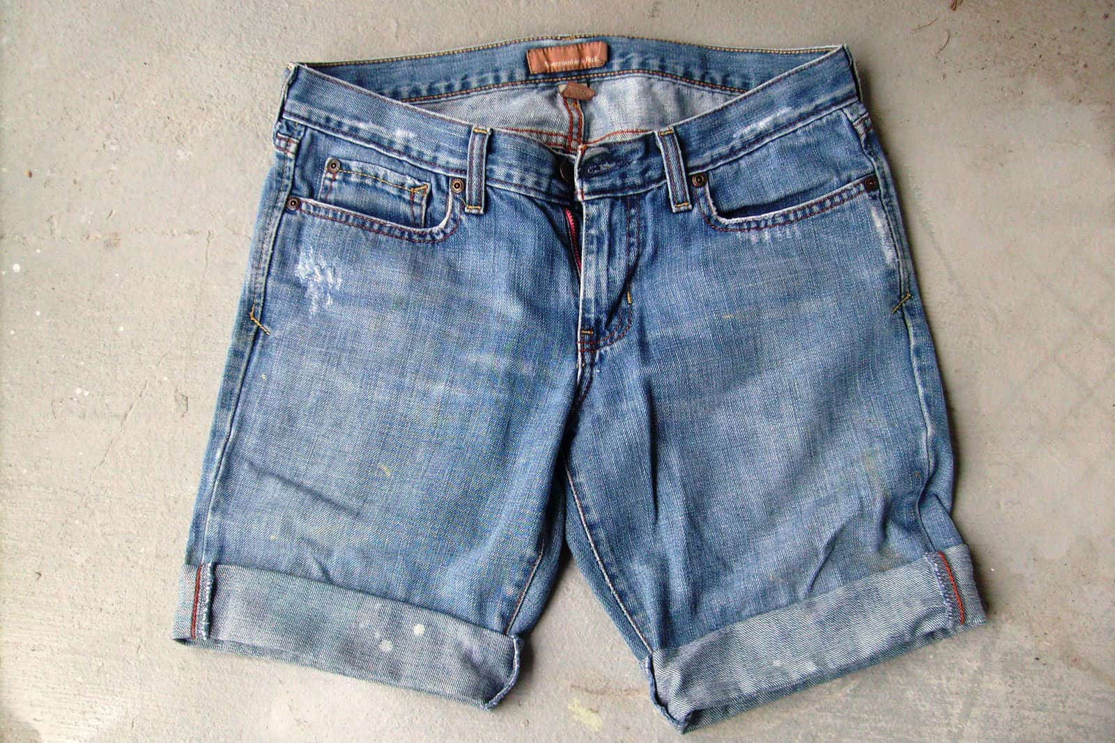 Comfy Non-Scandalous Cute Jean Shorts