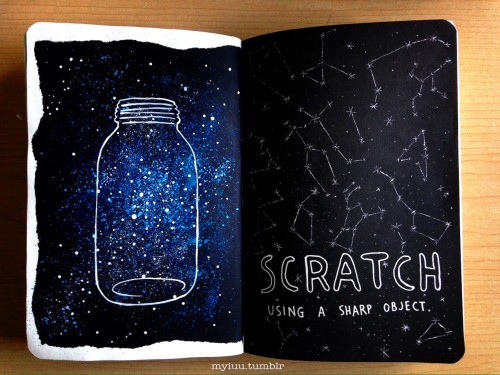 Constellations Dark Wreck this Journal