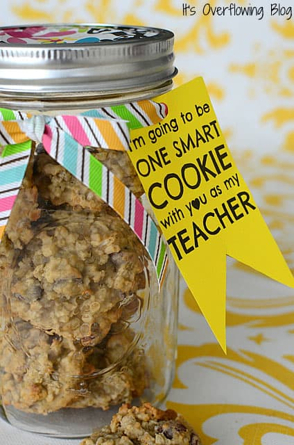 Cookie Jar Teacher Gift