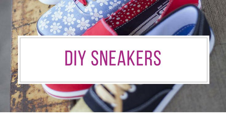 Loving these DIY sneaker makeovers! Thanks for sharing!