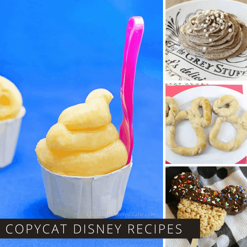 These Copycat Disney Parks Treats Will Bring Back Happy Vacation Memories