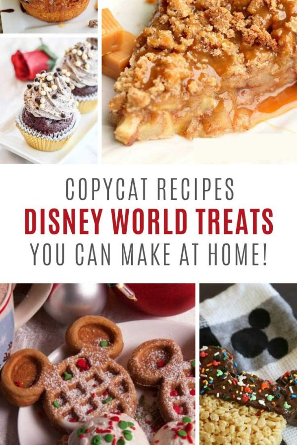 These copycat Disney World treats are so easy to make!