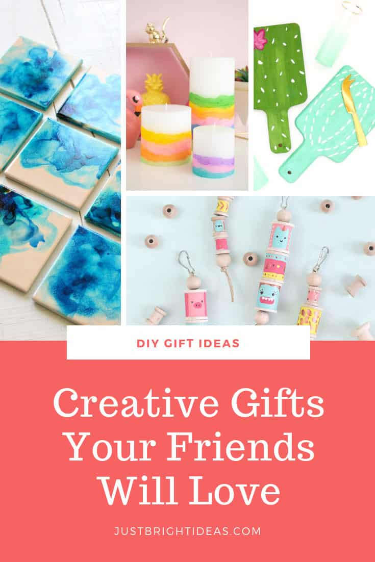 Creative Homemade Gifts for Friends