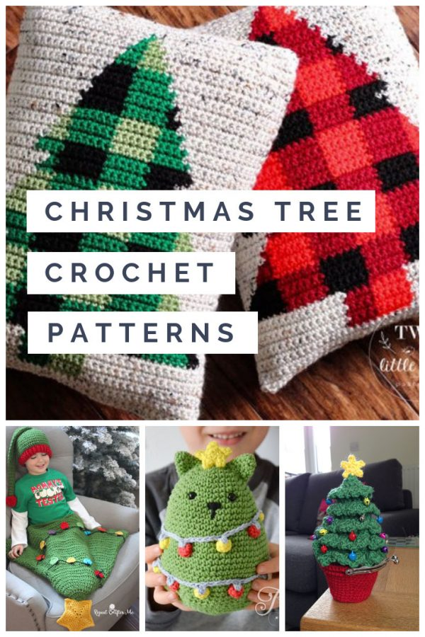 Crochet Christmas Tree Patterns