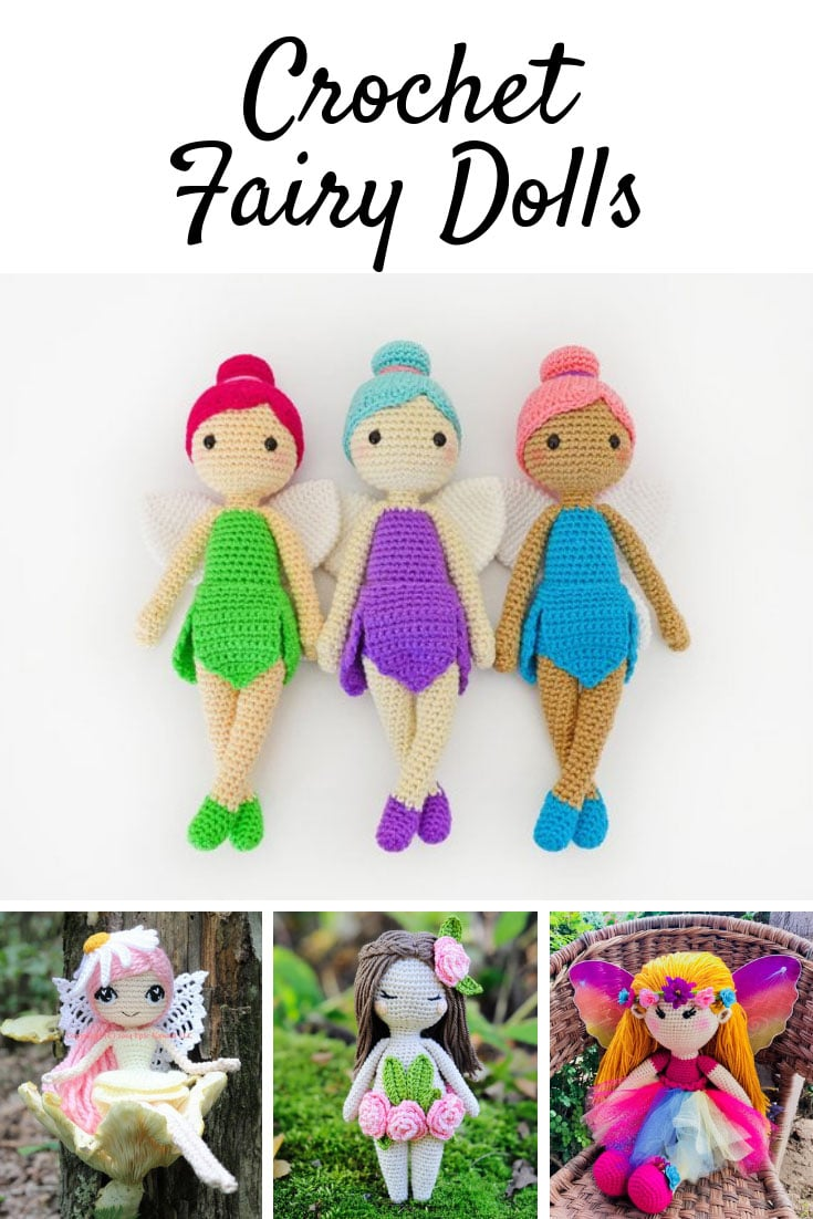 Free Amigurumi Dolls Crochet Patterns - YouTube | 1102x735