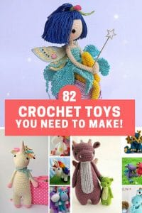 Crochet Toys Patterns You Need to Make
