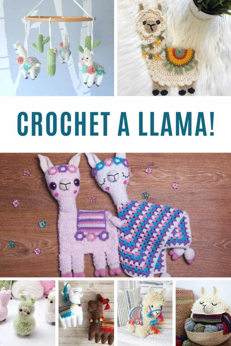 No llama drama! Just adorable alpaca projects you can make this weekend!