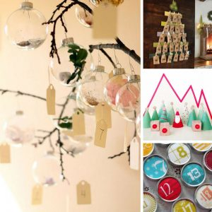 Loving these DIY advent calendars - and that they're easy enough to make with the kiddos! Thanks for sharing!