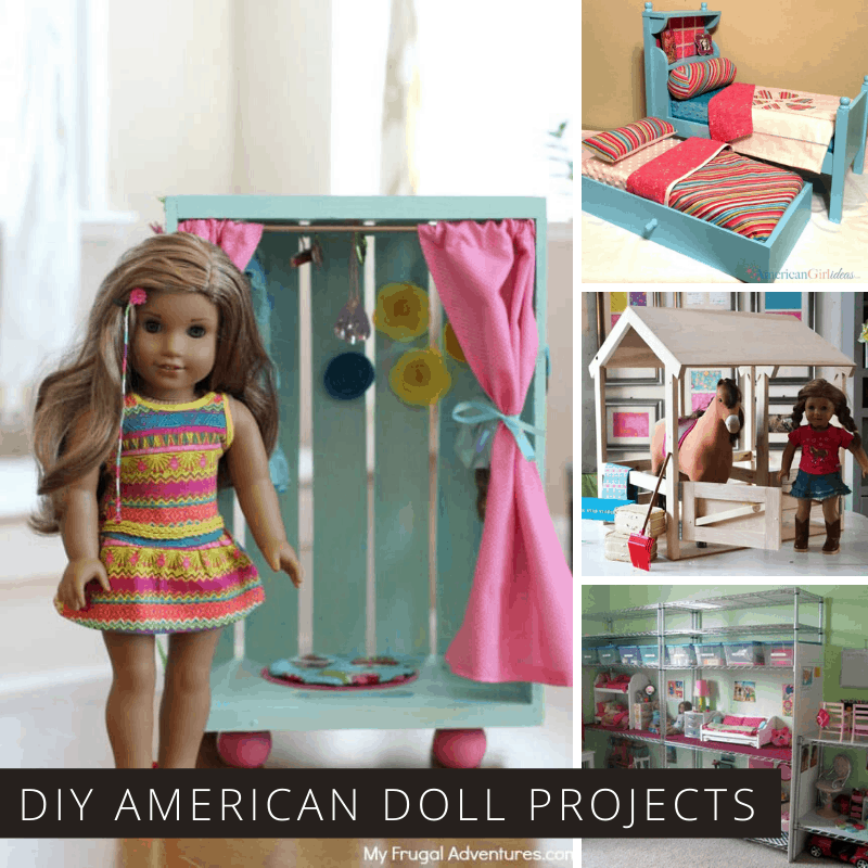 30 Diy American Girl Furniture Projects That Ll Save You A Stack Of Cash