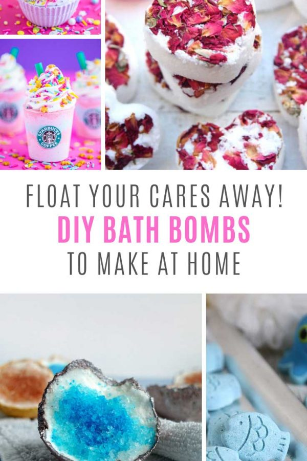 OMH these bath bombs are insanely good and make great gifts!