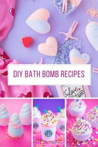 Loving these DIY bath bomb recipes! Thanks for sharing!