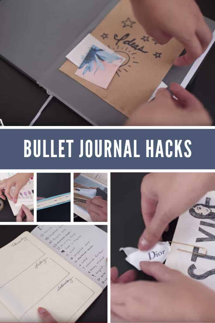 Ann Le's DIY Bullet Journal Hacks to Help You Stay Organized