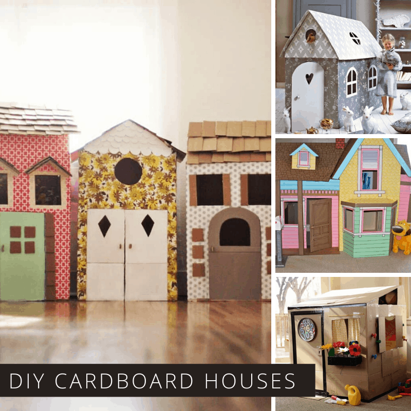 These DIY Playhouses are So Cool Your Kids Will Want to Live in Them 24/7