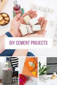 Loving these DIY cement projects! Thanks for sharing!