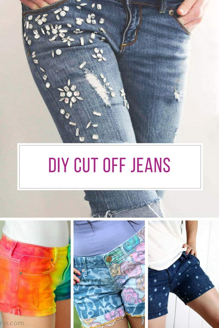 25 Fabulous DIY Cut Off Jeans Ideas You Need to Try This ...