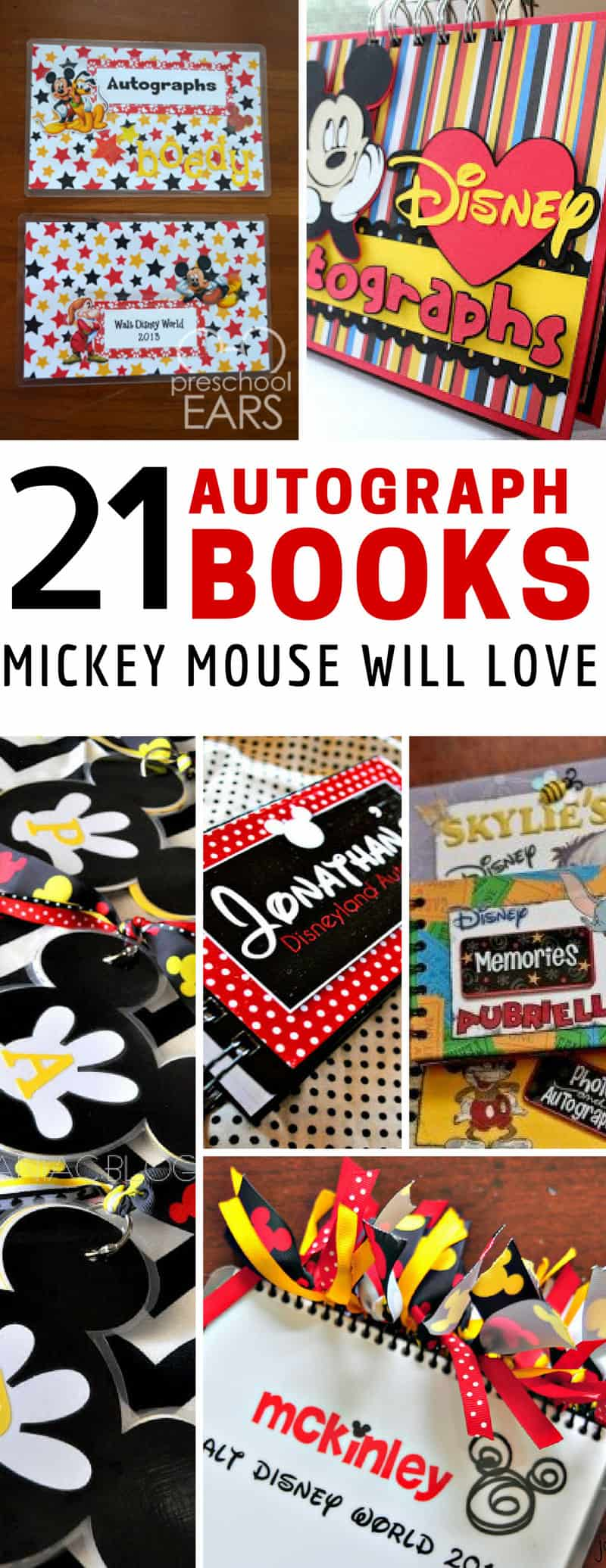 We need to make one of these DIY Disney autograph books for our trip! Thanks for sharing!
