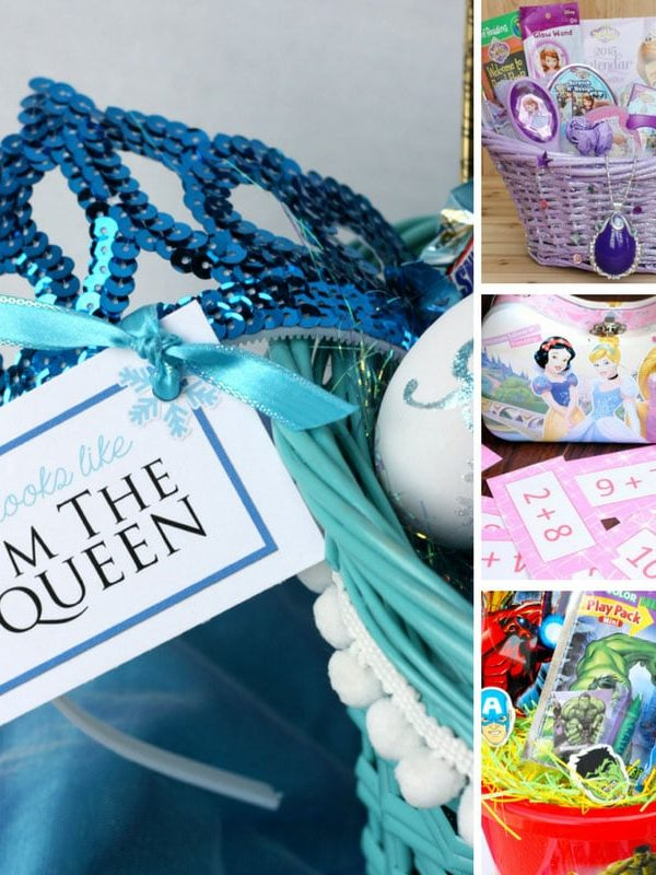 DIY Disney Easter Baskets