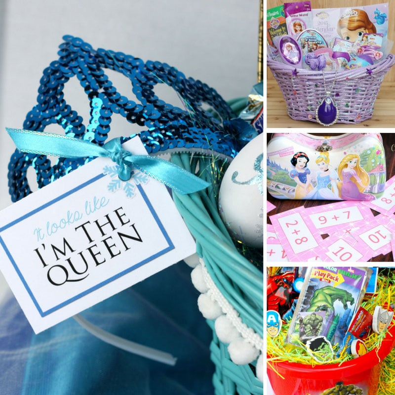 9 Awesome Disney Easter Baskets Your Kids Will Go CRAZY For!