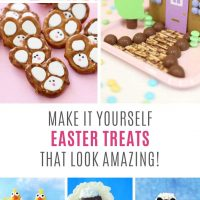Easy Easter Treats for Kids