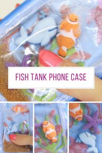 Loving this DIY fish tank phone case! Thanks for sharing!
