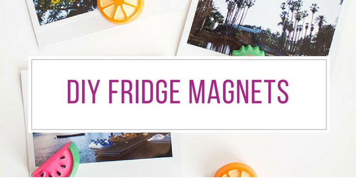So many cute fridge magnet projects! Thanks for sharing!