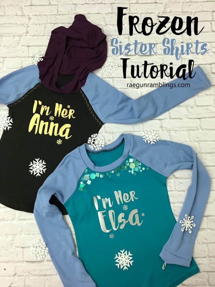 Frozen Sister Shirts