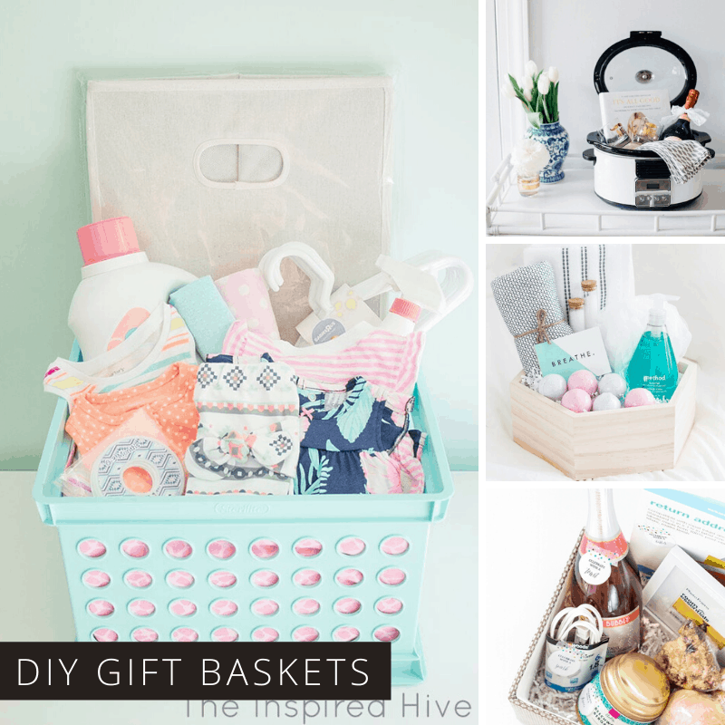 These DIY Gift Baskets are Unforgettable and Will Totally Steal the Show