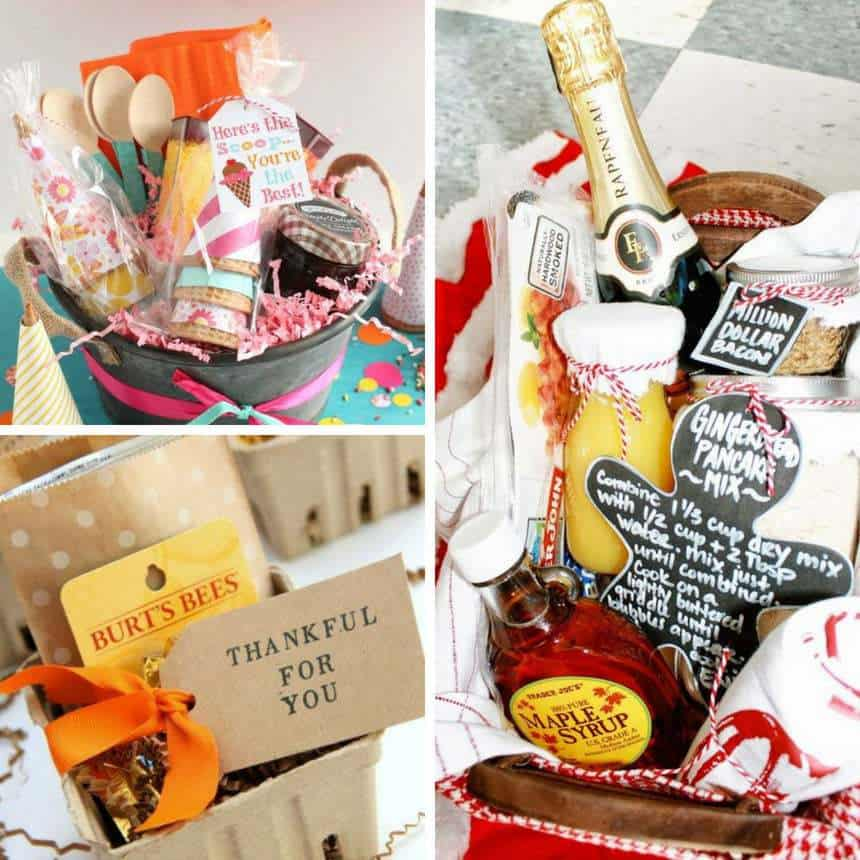 DIY Gift Baskets for All Occasions