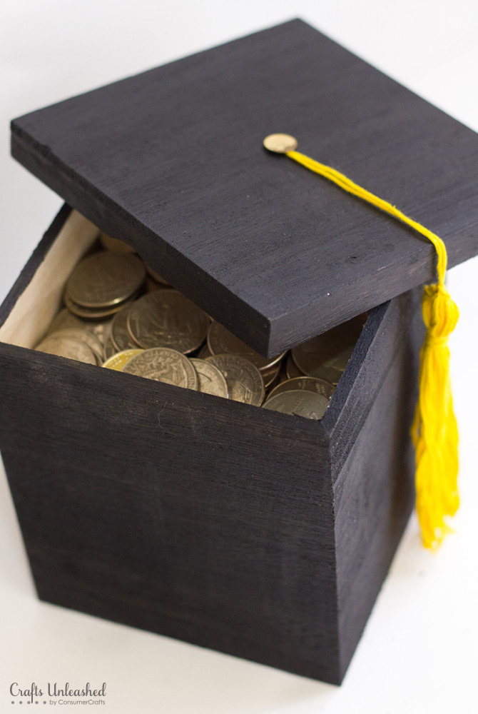 DIY Graduation Gift Box