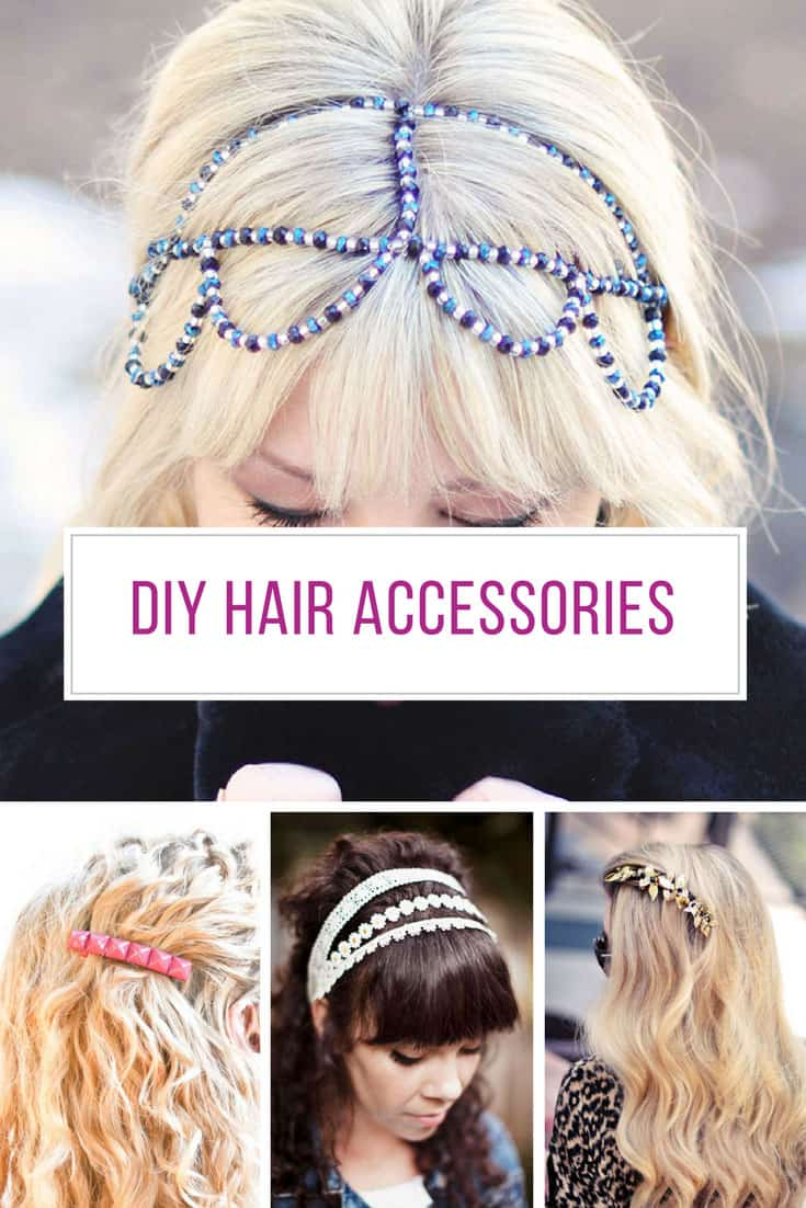 Loving these DIY hair accessories! Thanks for sharing!