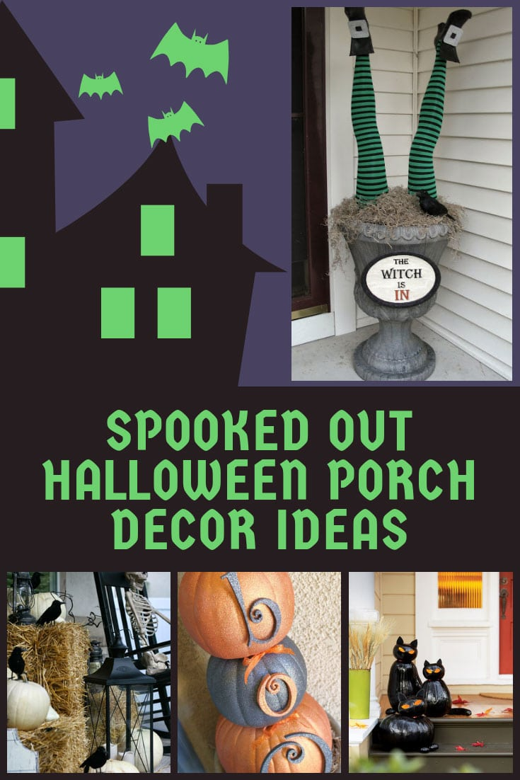 DIY Halloween Porch Decor Ideas
