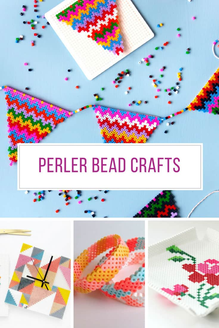 26 Awesome Perler Bead Crafts You Need to Make