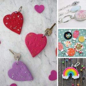 Loving these DIY keychain ideas! Thanks for sharing!